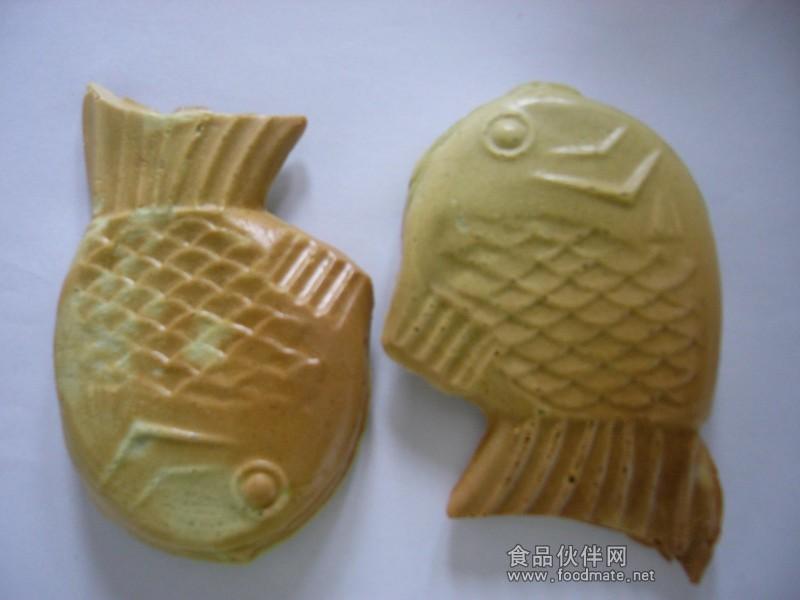 鲷鱼烧配料和流程