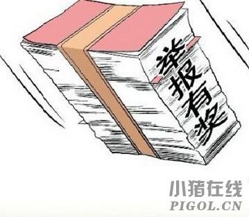 深圳奖励举报非法养猪
