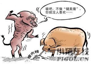"""山东曲阜狠抓""""瘦肉精""""整治"""