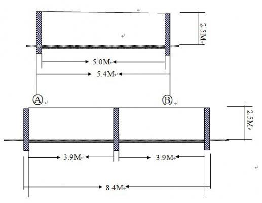 标准化羊舍建设设计图