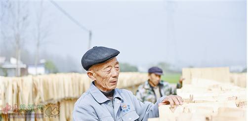 正阳县油坊店乡贫困户规模种植养殖逐步脱贫