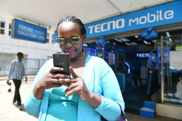 非洲排名第一的手机厂商,竟然是这家中国公司