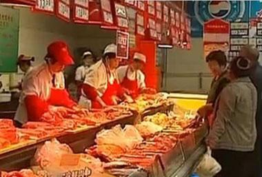 湖南猪肉价格同比下降10.3%,对CPI下拉