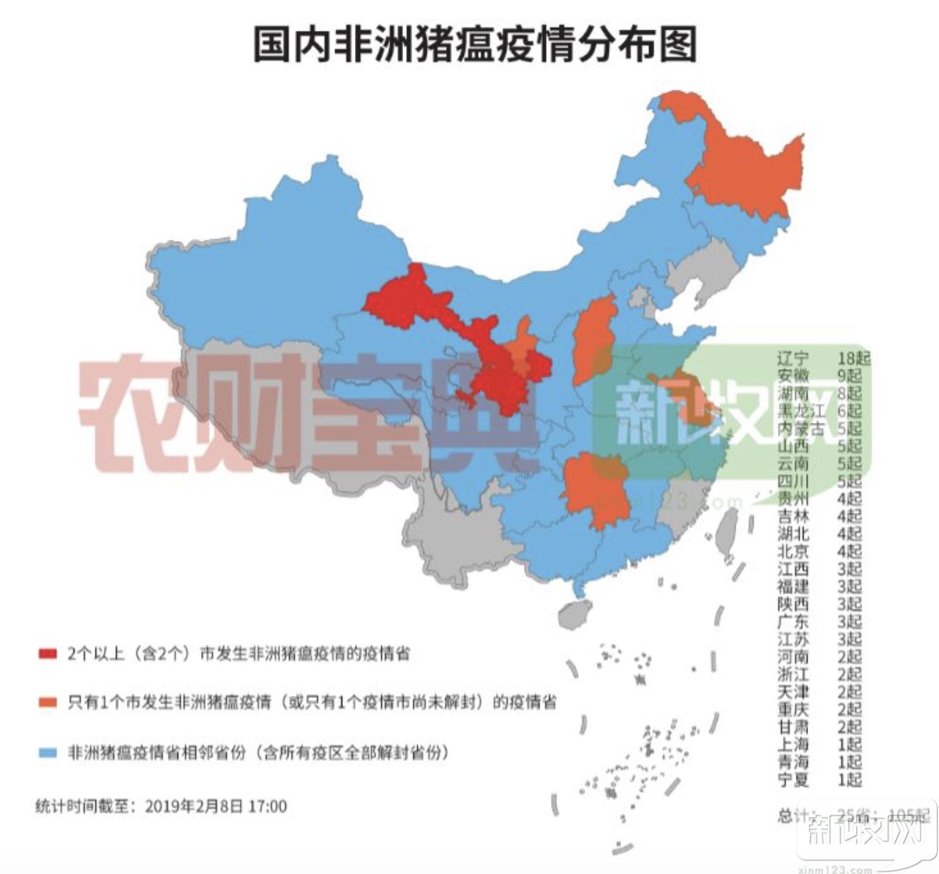 好消息!广东省非洲猪瘟疫区全部解除封锁